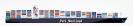 Mondrian Star - Gouache Maßstab 1-500
